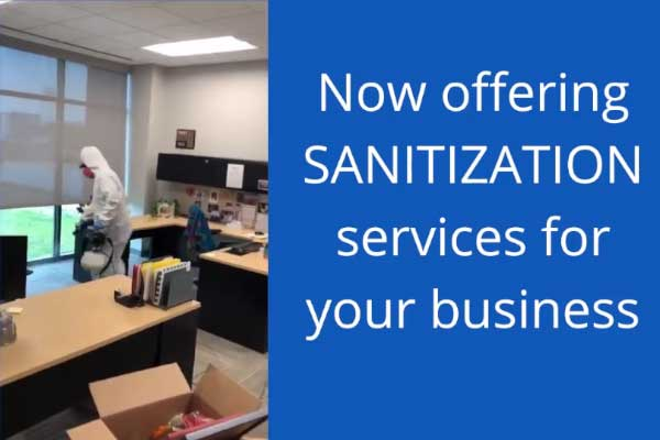 Business Sanitation – A MUST In 2020